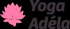 Yoga Adéla - logo